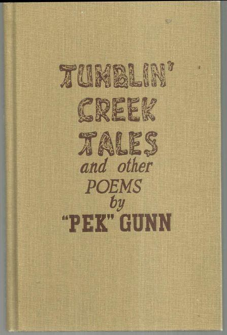 Tumblin' Creek Tales and Other Poems Southern Folklore in Humorous Verse 1963