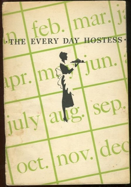 Every Day Hostess Borg Warner Norge Appliances Recipes