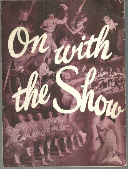 Ice Vogues of 1949 Souvenir Program Starring Marshall Beard, Marilyn Quinn