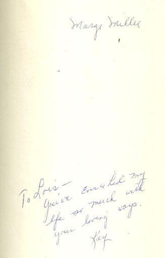 Windows of Heaven Signed by Marge Miller 1971 1st edition with Dust Jacket