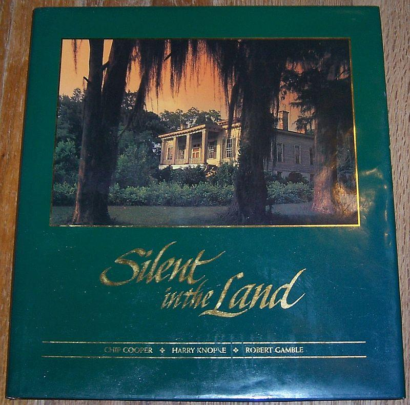 Silent in the Land Signed by Photographer Chip Copper and Harry Knopke 1993 1st