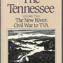 Tennessee Two Volumes by Donald Davidson The Old River and The New River