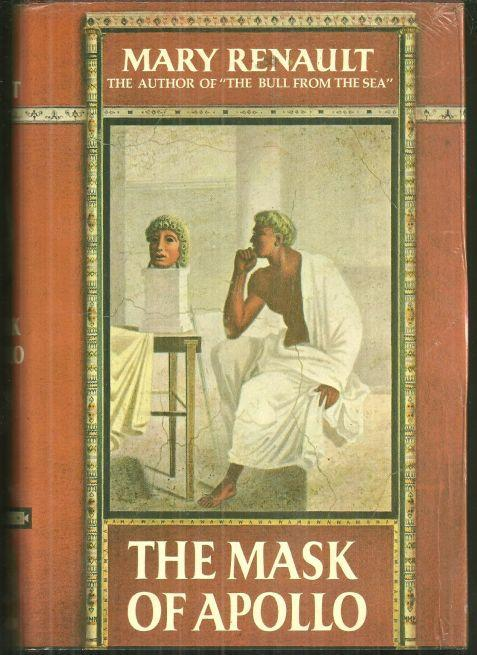 Mask of Apollo by Mary Renault 1966 1st edition w/ Dust Jacket Historical Novel