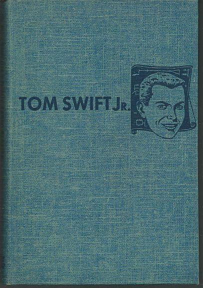 Tom Swift and His His Atomic Earth Blaster by Victor Appleton Jr #5 Tweed 1st ed