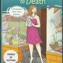 Nickeled and Dimed to Death Signed by Denise Swanson Devereaux's Dime Store