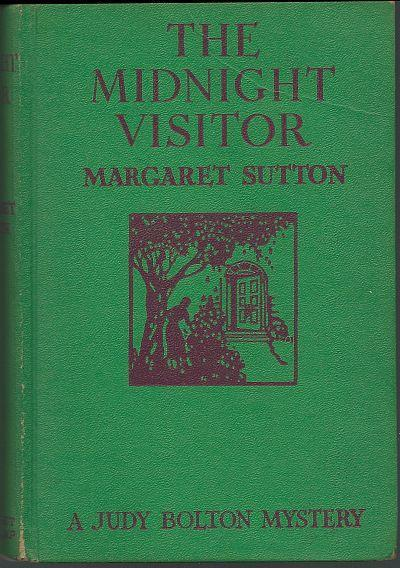 Midnight Visitor by Margaret Sutton Judy Bolton #12 Illustrated by Pelagie Doane
