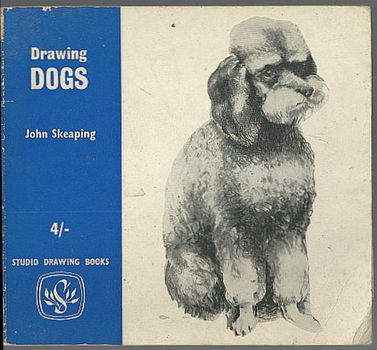 Drawing Dogs by John Skeaping 1961 Studio Book Illustrated