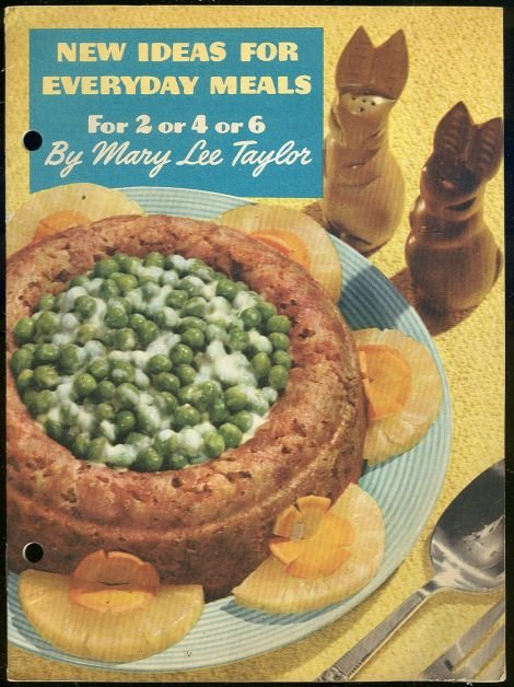 New Ideas For Everyday Meals Using Pet Milk in 1949