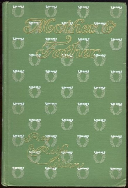 Mother and Father by Roy Rolfe Gilson 1903 1st edition