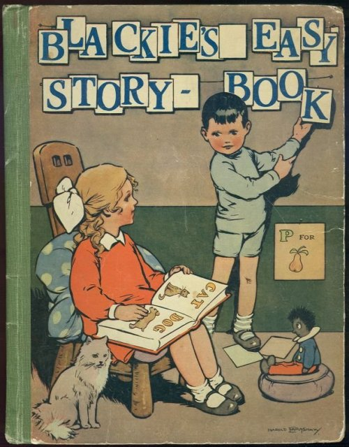 Blackie's Easy Story Book Victorian Illustrations