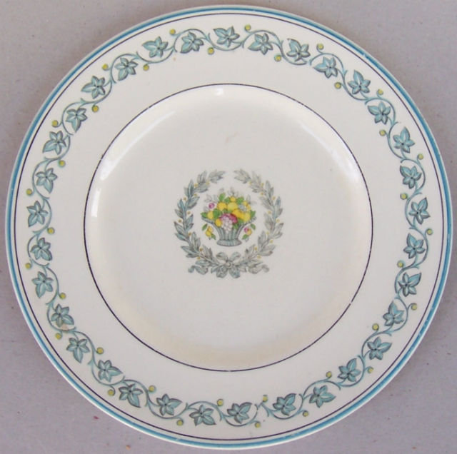 Myott Staffordshire China Elegance Salad Plate