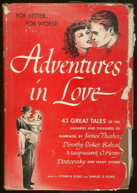 For Better For Worse Adventures in Love Anthology 1947