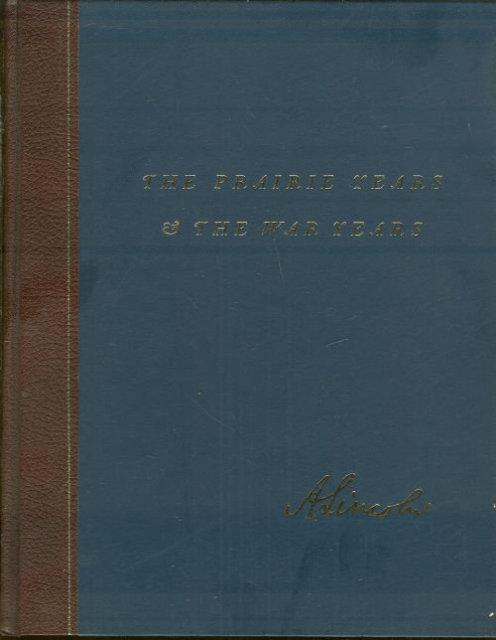 Abraham Lincoln by Carl Sandburg Reader's Digest Illus