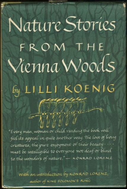 Nature Stories From the Vienna Woods 1958 1st Edition