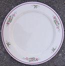 Homer Laughlin Seville Dinner Plate French Violets