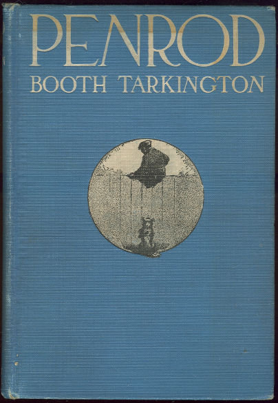 Penrod by Booth Tarkington 1914 First Edition