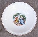 Harker China Royal Gadroon Colonial Couple Berry Bowl