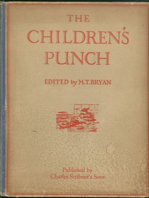 Children's Punch Edited by M. T. Bryan Illustrated