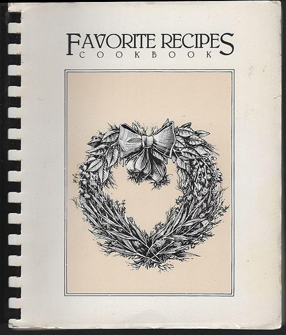 Chapter Z P. E. O. Sisterhood Favorite Recipes Cookbook Titusville, Florida