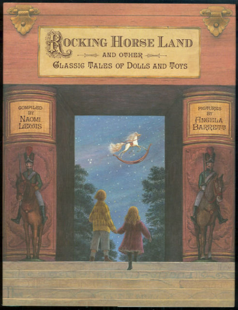 Rocking Horse Land Tales of Dolls and Toys 1st ed DJ