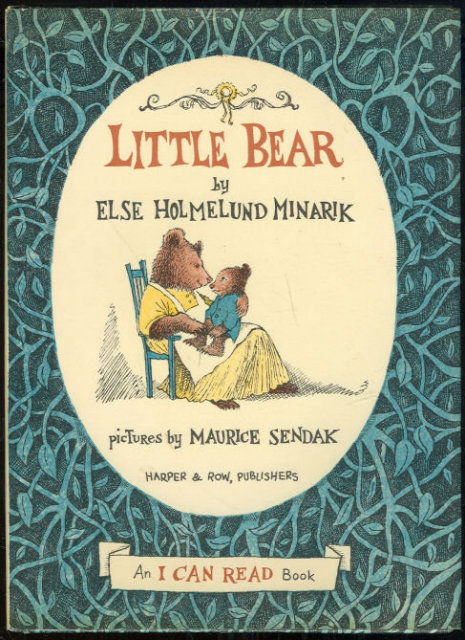 Little Bear by Else Holmelund Minarik 1957 with DJ
