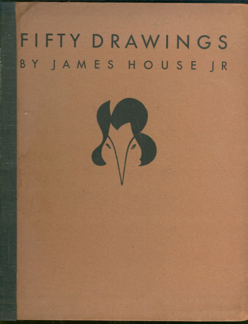 Fifty Drawing Limited Signed Edition by James House