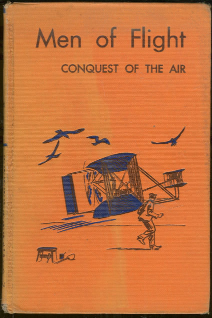 Men of Flight Conquest of the Air by Charles Verrall
