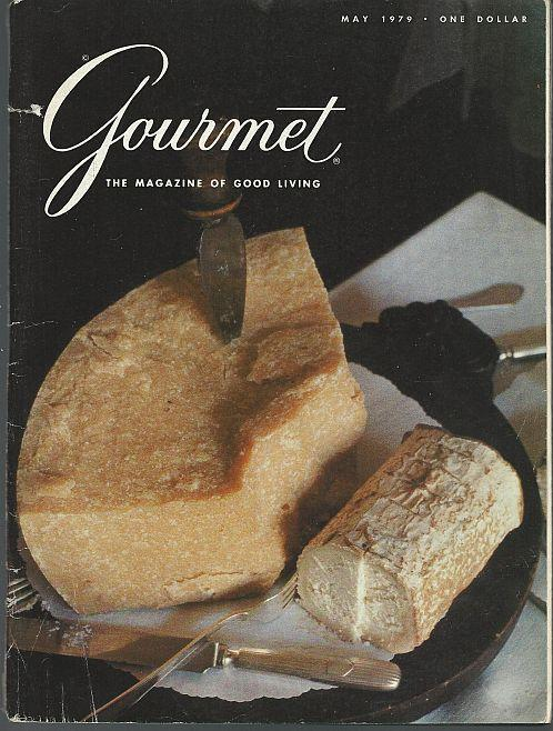 Gourmet Magazine May 1979 Charleston's Spoleto Festival