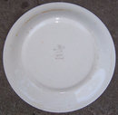 Vintage Harmony House China Starfire Dinner Plate
