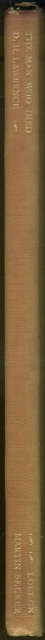 Man Who Died by D. H. Lawrence 1931 Limited Edition