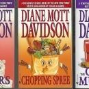 Lot of Three Goldy Bear Mysteries by Diane Davidson Mott Chopping/Cereal/Last