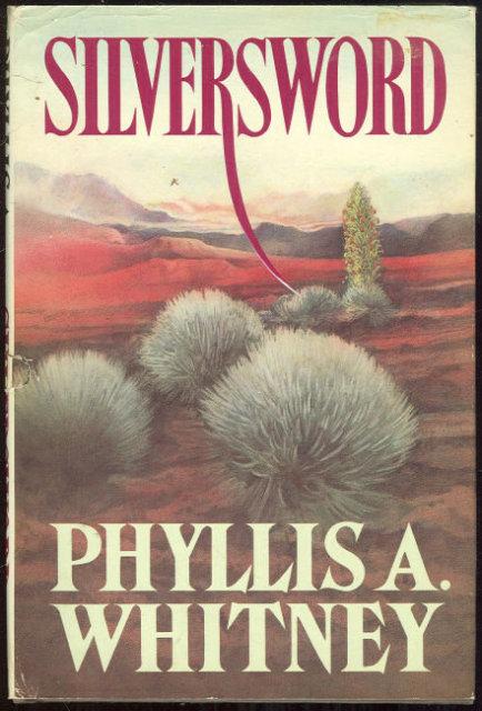 Silversword by Phyllis Whitney 1987 Romantic Suspense