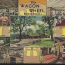 Vintage Postcard of Wagon Wheel Restaurant Rockton, Illinois 1949