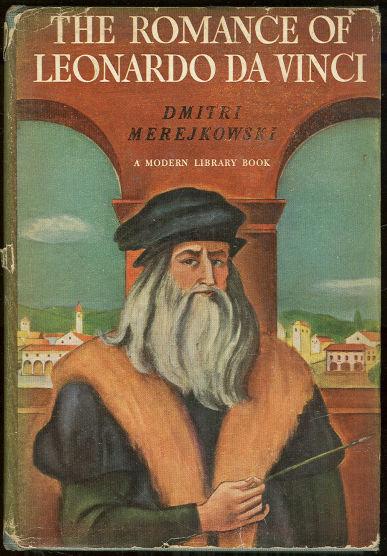 Romance of Leonardo Da Vinci Modern Library with DJ