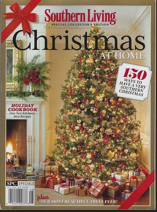 Southern Living Christmas at Home Special Collector's Edition 2015/Trees/Hosting