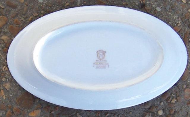 Vintage Noritake China Olanta Small Serving Dish