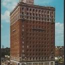 Vintage Postcard of Pick-Bankhead Hotel, Birmingham, Alabama 1961