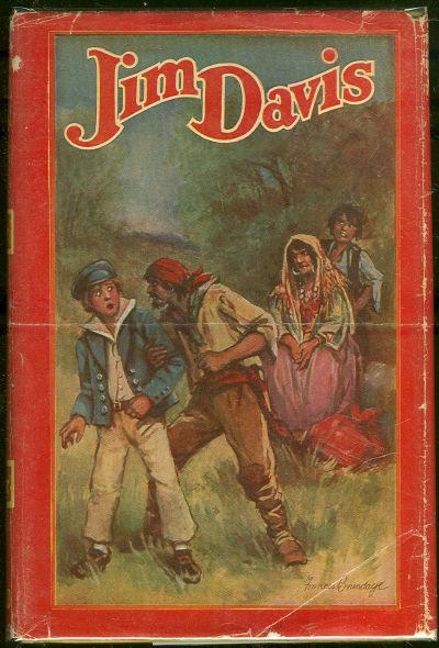 Jim Davis by John Masefield 1926 Frances Brundage Illus