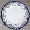 Vintage Royal Doulton China Alma Dinner Plate