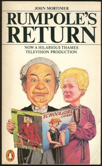 Rumpole's Return by John Mortimer 1980 English Legal Mystery