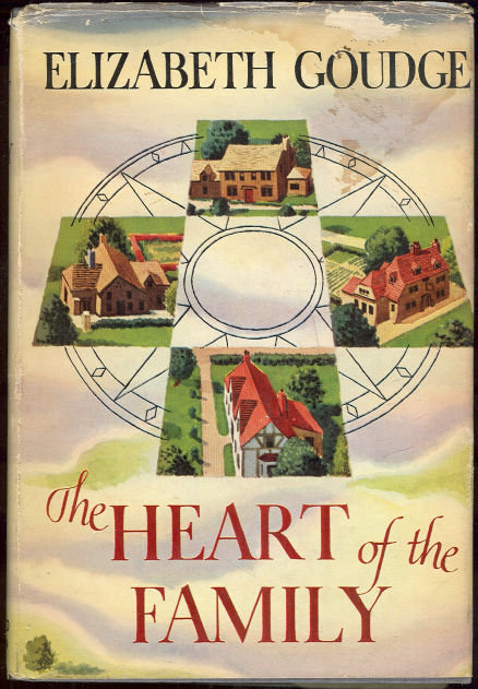 Heart of the Family by Elizabeth Goudge 1953 1st ed DJ