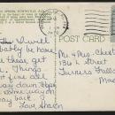 Vintage Postcard of The Big Spring, Huntsville, Alabama 1976