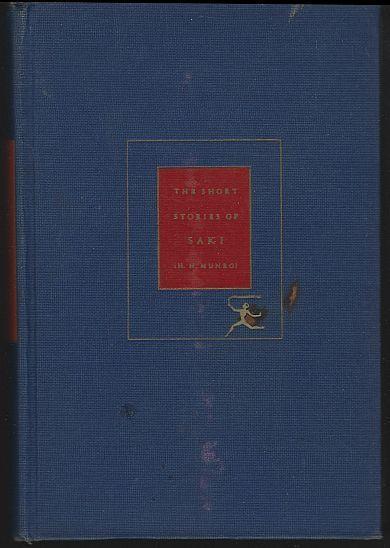 Short Stories of Saki by Saki H. H. Munro 1930 Modern Library Christopher Morley