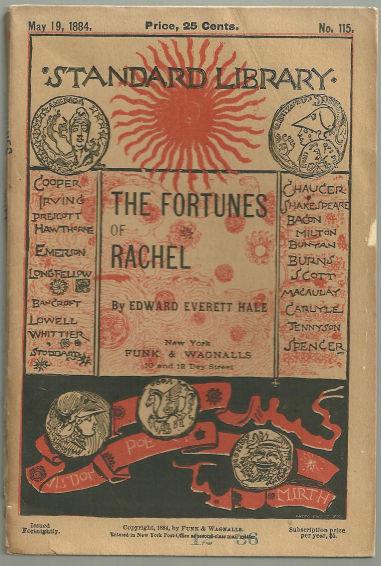 Fortunes of Rachel by Edward Everett Hale 1884 Fiction
