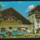 Frankenmuth Bavarian Inn, Frankenmuth, Michigan Vintage Unused Postcard Travel