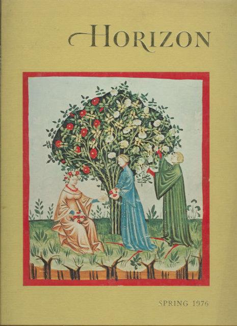 Horizon Magazine of the Arts Spring 1976 Rodin's Balzac
