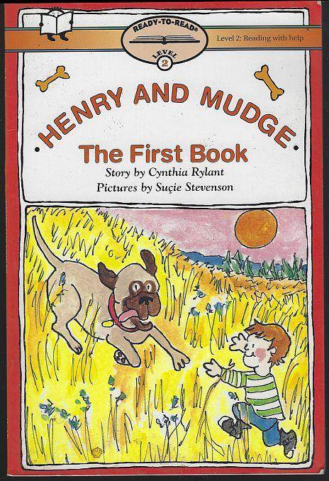 Henry and Mudge the First Book of Their Adventures by Cynthia Rylant 1987 1st ed