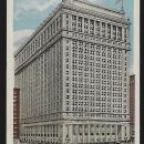 Continental and Commercial Bank Building, Chicago, Illinois Unused Postcard