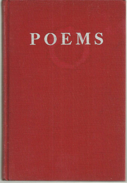 Poems Signed by Marguerite Janvrin Adams 1948 1st edition