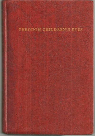 Through Children's Eyes by Blanche Weill Psychology